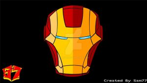 IronMan Mask by Arc48