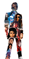 Michael Jackson PNG 2 by LuzScruse