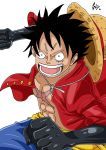 Monkey.D.Luffy by Darksly90