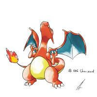 December Challenge day 31 Charizard by Zeker-diahb