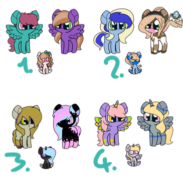 Shipping Adopts! by AliyaDistrict12