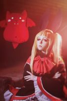 ~ Queen of rose - Rachel Alucard by archi83