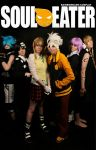 Rainbowgasm Cosplay Presents: Soul Eater by DMinorChrystalis