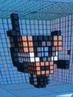 """3D Dot Game Heroes """"Claptrap"""" by Koyote042"""