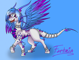 AT: Fantasia by Iekeby