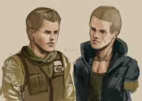 Jake and Piers by jying072