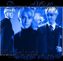 Draco Malfoy by LuckyThirteenPunk