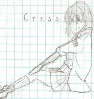 Cress by twilightearth