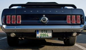 Ford Mustang V by chocholik