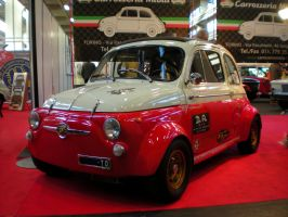 Fiat Abarth 695 SS by franco-roccia