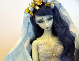 Corpse Bride Doll by mysticdolleyesDior