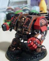 Thaddeus venerable Dreadnought by DannyRevv