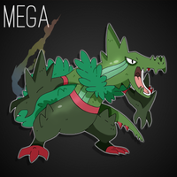 003 Mega Croccoli by SirNeil