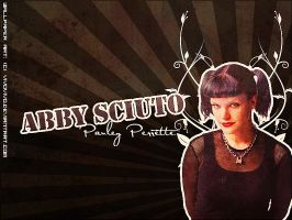 Wallpaper - Abby Sciuto by vivovivo