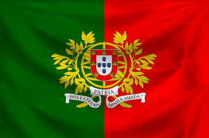 Portuguese Army's flag by Sonasche