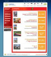 Castell Reisen Website by design-bg