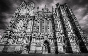 Wells Cathedral by Vitaloverdose