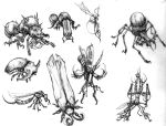 Crypto arthropods by Rodrigo-Vega