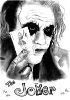The Joker by Mizz-Depp