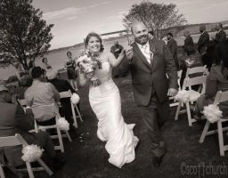 James and Melanie's day by scottchurch