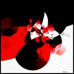 Black White Red 1 by pillemaster