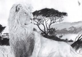 The Lion King by BlueVagabond