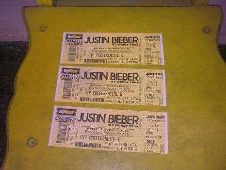Entradas woho by CandyBiebs