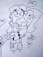 the love between us by Lord-Hon