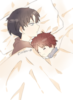 EreRi - Sleep With Me by milemiru