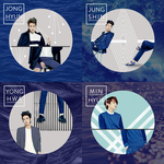 CNBlue in Marine by GraPHriX