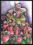 Mayhem by unchartedterritory