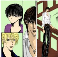 Skip Beat by spice3132
