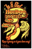 In and Out Hotdog Express by Rev-Johnny-Stiletto