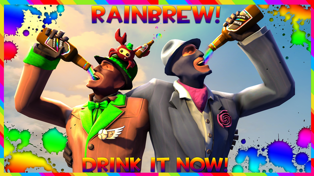[SFM] Friends with Rainbrew by TheLisa120