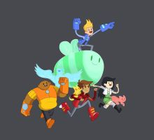 Bravest Warriors #2 by BoukenRed
