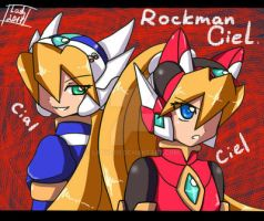 -RMC- Cial and Ciel by Lady2011