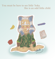AT: Little 'Soka by PurpleWillowTrees