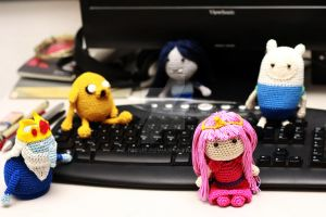 Adventure Time Dolls! by Nissie