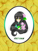 VietNam by DarkGirl1999