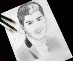 Zayn Malik by xNiallersPotatox
