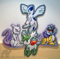 Poke-Badges by shazy