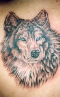 .:Wolf Tattoo:. by lucius-inuson