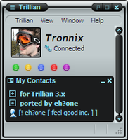 Tronnix for Trillian by a1