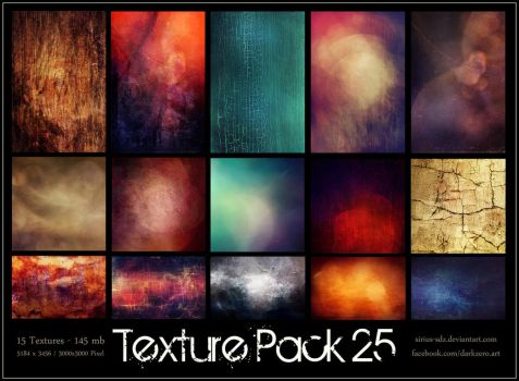 Texture Pack 25 by Sirius-sdz