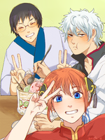 HAPPY GINTAMA 2015 DAY by anch-u