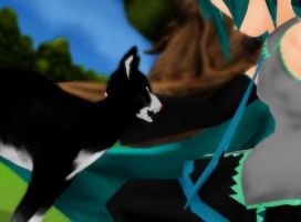 MMD Kitty Kitty Kitty by Magic-yumi
