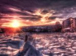Winter is tonight by Piroshki-Photography