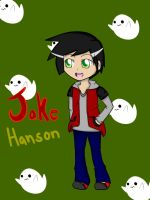 Jake Hanson by NickTheWitch