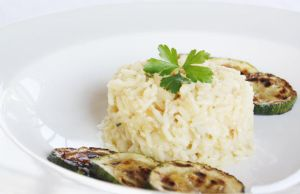 Salmon risotto by lidaC