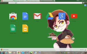 ::+Macau Chrome Theme+:: by Apple-Rings